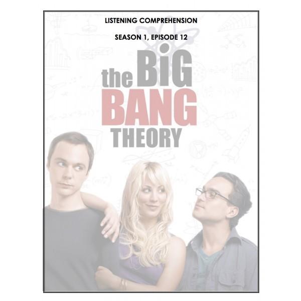 Listening - Big Bang Theory 1.12