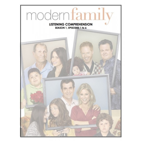 Listening - Modern Family (Season 1 Bundle)
