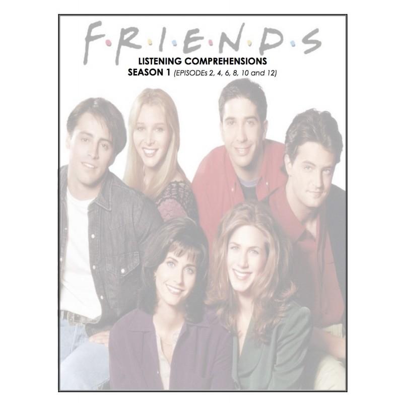 Listening - Friends (Season 1 Bundle)