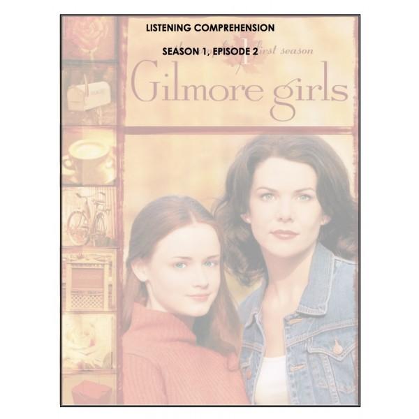 Listening - Gilmore Girls 1.02