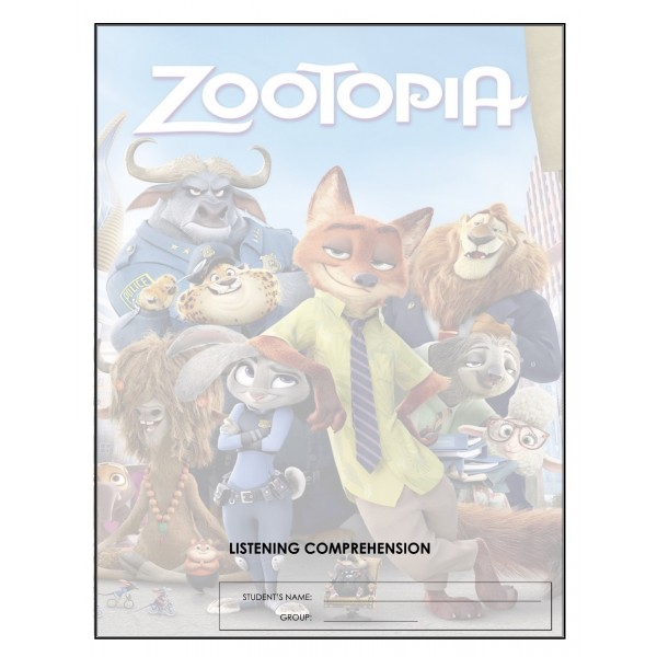 Listening Comprehension - Zootopia