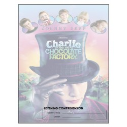 Listening Comp. - Charlie and Chocolate Factory
