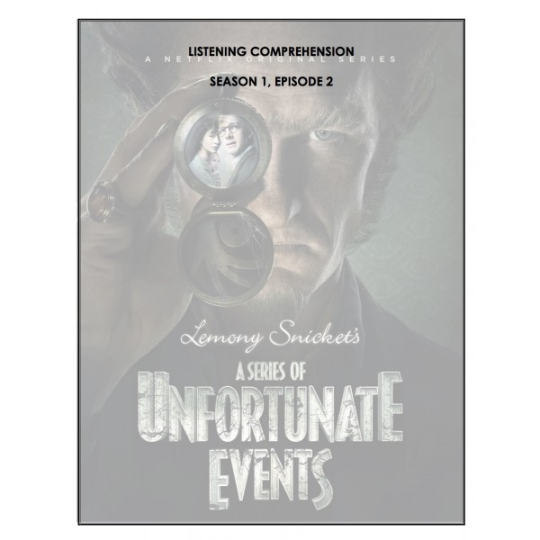 Listening - Series of Unfortunate Events #2