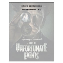A Series of Unfortunate Events (Season 1 Bundle)