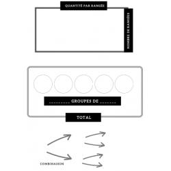 Schéma des structures additives et multiplicatives