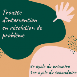 Trousse de résolution de problème- ENSEMBLE