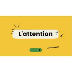 Mini-leçons sur l'attention
