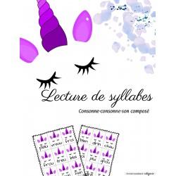 Syllabe consonne-consonne-son composé