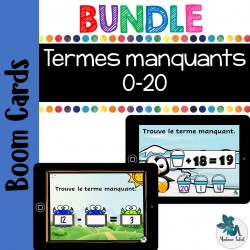 Bundle Ensemble  : Terme manquant 0-20