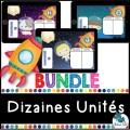 Bundle Dizaines Unités BOOM CARDS