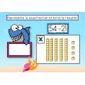 Bundle 1re année avril mathématique BOOM CARDS