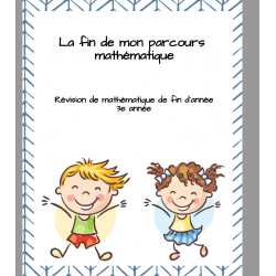 Révision complète math 3e année