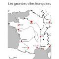 les grandes villes françaises - Script