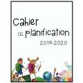 Cahier de planification 2019-2020
