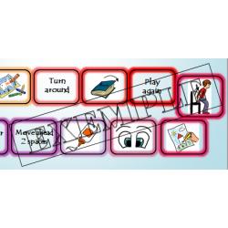 Classroom board game - Jeu de société