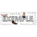 Combo anatomie / Body parts bundle