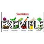 Combo nourriture / Food bundle
