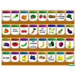 Food board games