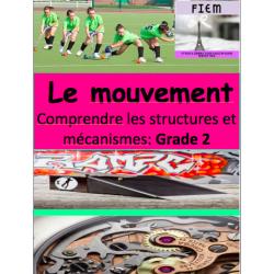 """""""Le mouvement"""", Science 2"""