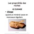 """""""Les roches & minéraux"""", Science 4"""