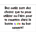 """""""Les zones de régularisation"""", French"""