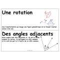 Géométrie: vocabulaire, activités
