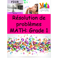 Résolution de problèmes Mathématiques 1