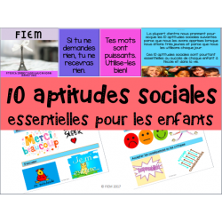10 aptitudes sociales essentielles: gestion