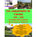 Les communautés au Canada, 1780-1850, Grade 3