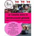 Le Canada dans la communauté globale, Gr 6
