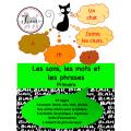 Les sons, les mots, les phrases, 27 pages PR