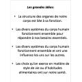 Les systèmes du corps humain, Gr.5, 163 pages