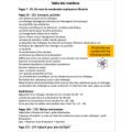 Les substances pures et les mélanges, 174 fiches