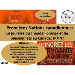 La journée du chandail orange, JR/INT, 78 pp