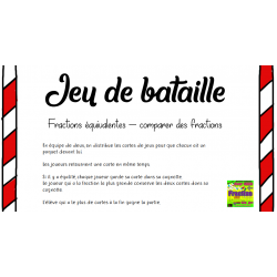 bataille fractions _ Noël