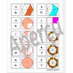 Atelier pour fractions