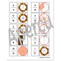 Trousse d'ateliers pour travailler les fractions
