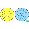 Représentations de fractions