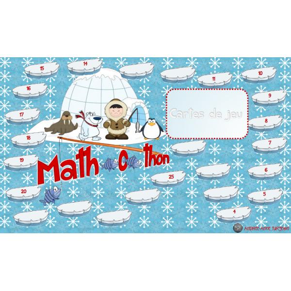Math-O-thon, 1re année
