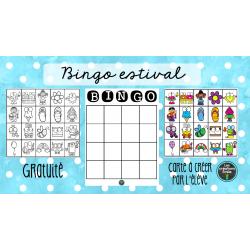 Bingo estival