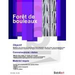 Forêts de bouleaux