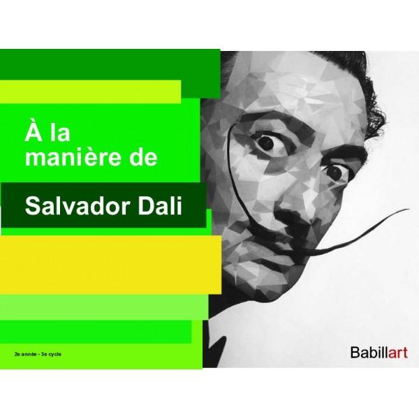 À la manière de Salvador Dali