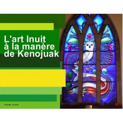 L'art Inuit à la manière de Kenojuak