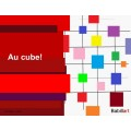 Au cube