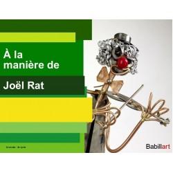 À la manière de Joël Rat