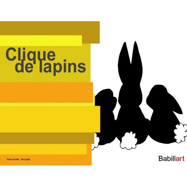 Clique de lapins