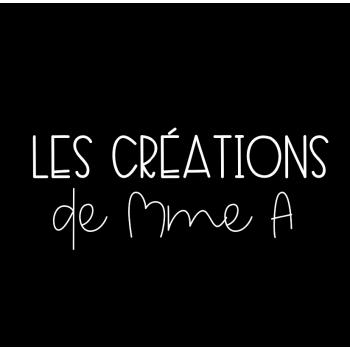 Les créations de Mme A