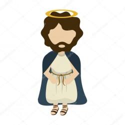 Cours de religion de septembre à janvier.P2ouP3