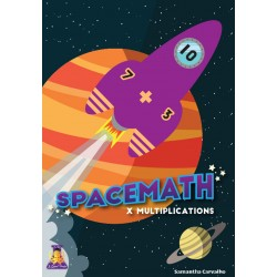 Spacemath - Multiplication