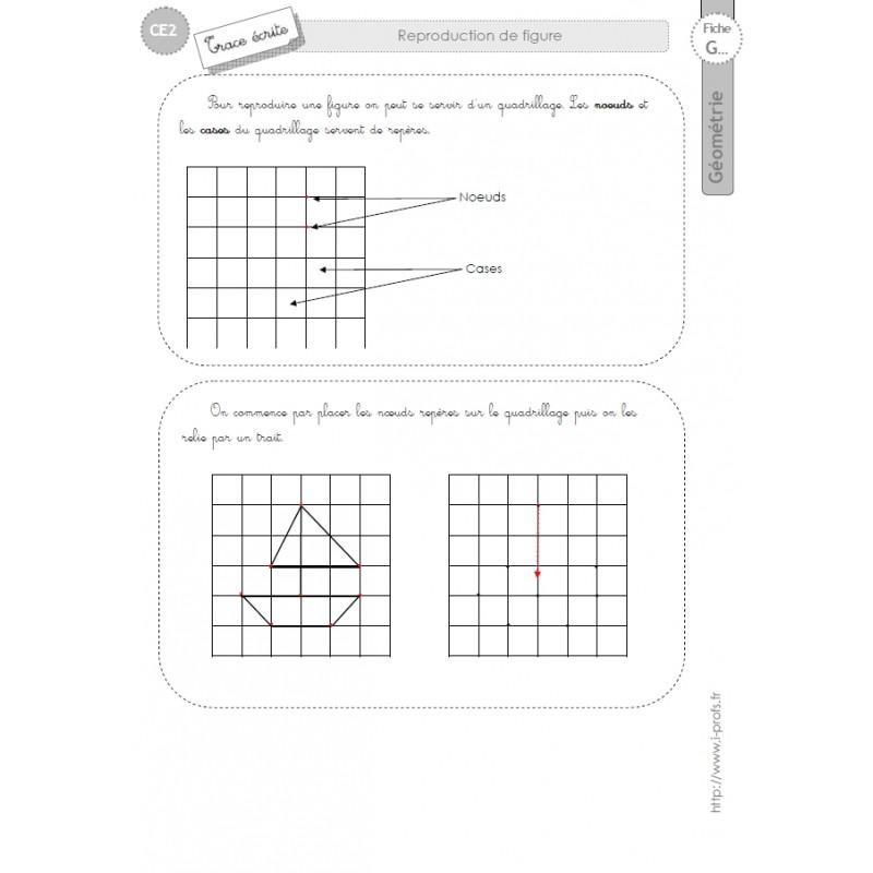 79 Fiches De Geometrie Ce2 3e Annee